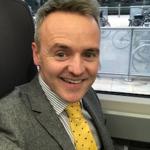 image of Matt Hughes, senior statistician at the ONS